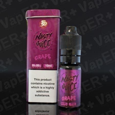Picture of ASAP Grape E-Liquid by Nasty Juice 50/50