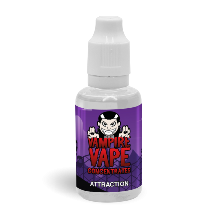 Picture of Attraction Concentrate 30ml by Vampire Vape