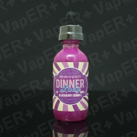 Picture of Blackberry Crumble E-Liquid by Dinner Lady