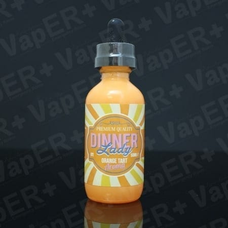 Picture of Orange Tart E-Liquid by Dinner Lady