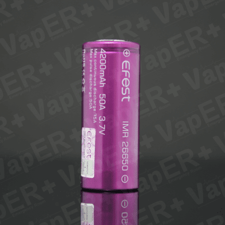 Picture of Efest IMR26650 4200mAh