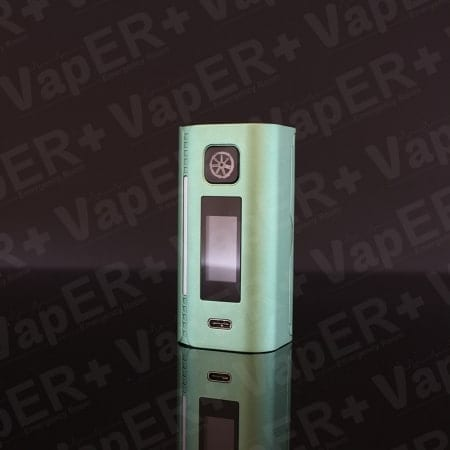 Picture of Asmodus Lustro 200W Box Mod - Green