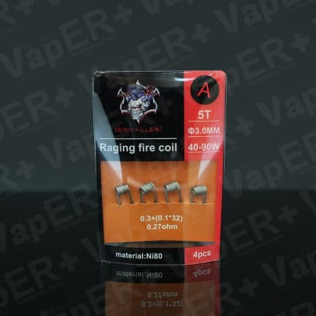 Picture of Demon Killer Raging Fire Coil Pack 0.27 ohm
