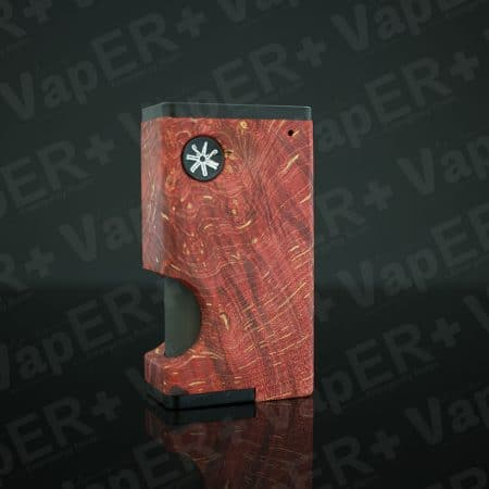 Picture of Asmodus Ultroner X Luna Squonk Mod - Red