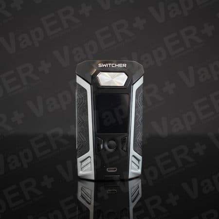 Picture of Vaporesso Switcher Box Mod - Silver/Grey