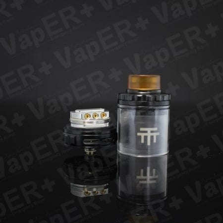 Picture of Vandy Vape Triple 28 RTA Tank View - Black