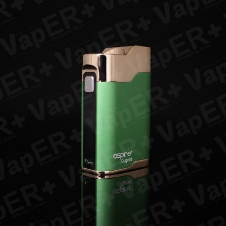 Picture of Aspire Cygnet Box Mod Green/Gold