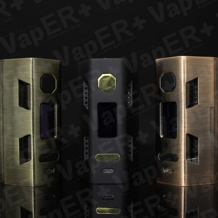 Picture of Coil Art Mage 217 Box Mod - Group