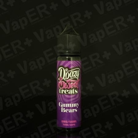 Picture of Gummy Bears E-Liquid By Doozy Vape Co.