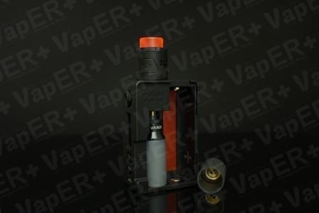 Picture of Vandy Vape Pulse X Kit - Battery View
