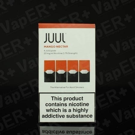 Picture of Juul Replacement Pods - Mango Nectar