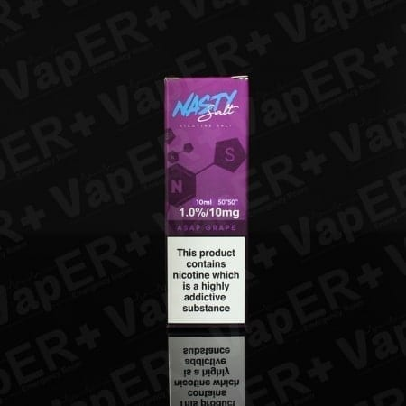 Picture of ASAP Grape Nic Salt E-Liquid By Nasty Juice 50/50