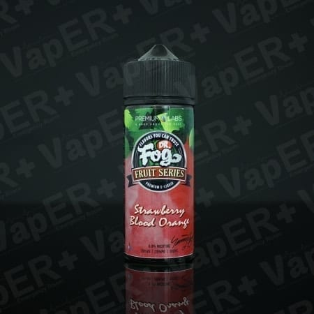 Picture of Strawberry Blood Orange E-Liquid By Dr. Fogs