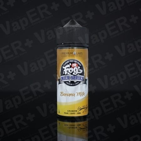 Picture of Banana Milk E-Liquid By Dr. Fogs