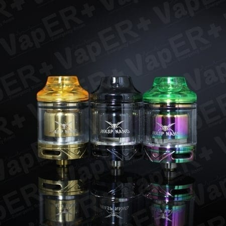 Picture of Oumier Wasp Nano RTA - Group
