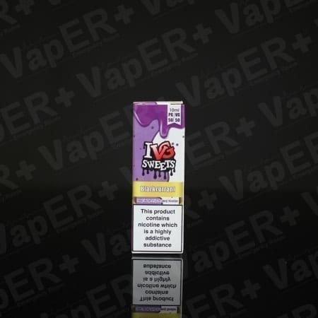 Picture of Blackcurrant Millions E-Liquid By IVG 50/50