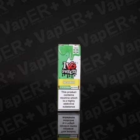 Picture of Spearmint Millions E-Liquid By IVG 50/50