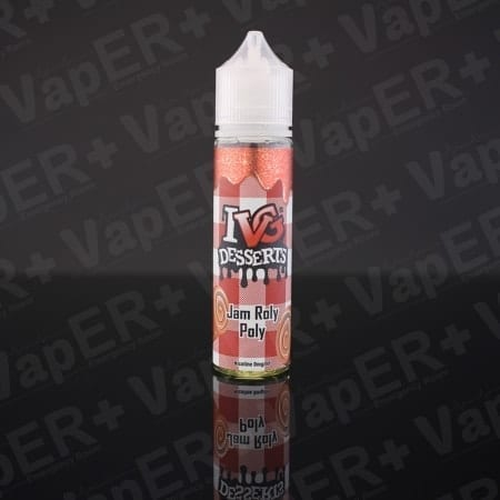 Picture of Jam Roly Poly E-Liquid By IVG
