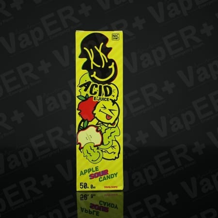 Picture of Apple Sour Candy E-Liquid By Acid