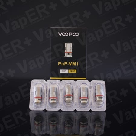 Picture of Voopoo Vinci X Replacement Coils