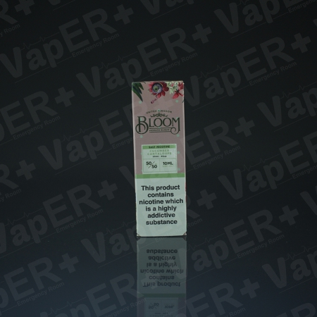 Picture of Cucumber Cantaloupe Nic Salt E-Liquid By Bloom