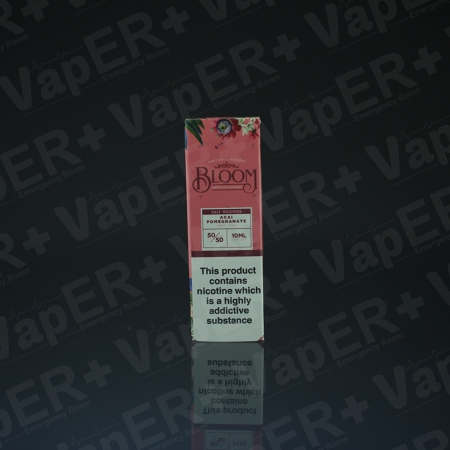 Picture of Acai Pomegranate Nic Salt E-Liquid By Bloom