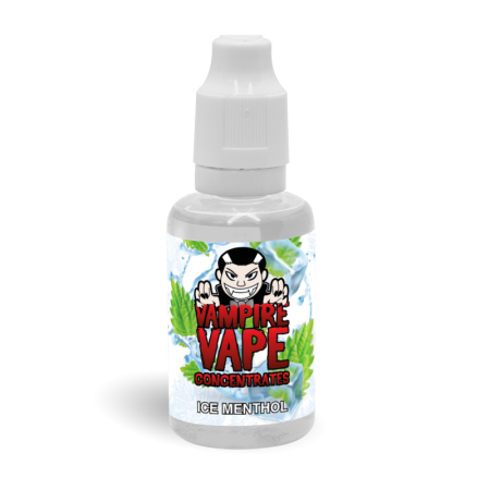 Picture of Ice Menthol Concentrate 30ml by Vampire Vape