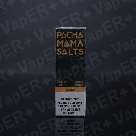 Picture of Icy Mango E-Liquid By Pacha Mama Salts