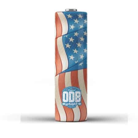 Picture of Murica 18650 ODB Wraps