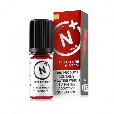 Picture of Red Astaire Nic Salt E-Liquid By T-Juice