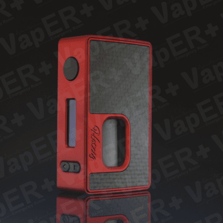 Picture of Rig Mod & HotCig - VapeAmp RSQ Red