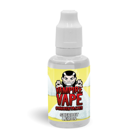 Picture of Sherbet Lemon Concentrate 30ml by Vampire Vape
