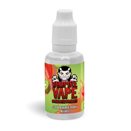 Picture of Strawberry Kiwi Concentrate 30ml by Vampire Vape
